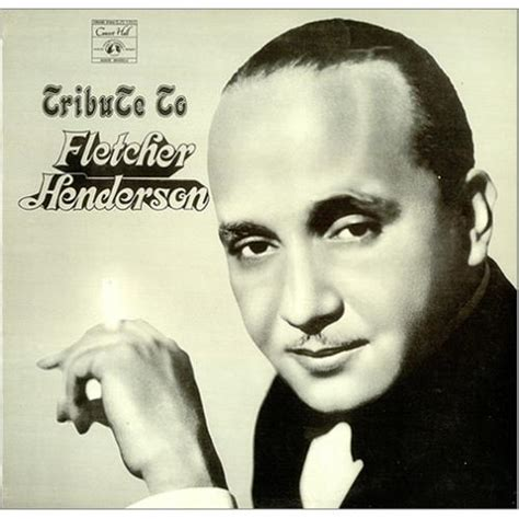 Henderson Records Fletcher Henderson Tribute To Fletcher Henderson Vinyl Lp Album Lp Record