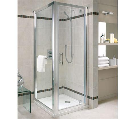 760mm Pivot Shower Door Twyford Geo6 Pivot Shower Enclosure Door 760mm G63100cp