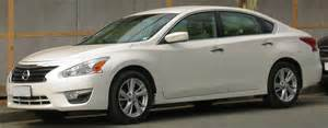 How Is A Nissan Altima File Nissan Altima 2 5 Sv 2013 14253554427 Jpg