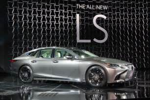 Lexus Ls Models Lexus Aims To Set New Benchmark With 5th Ls