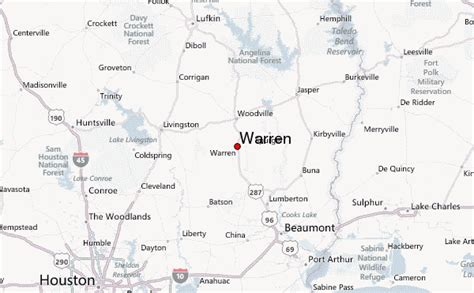 warren texas map warren texas weather forecast