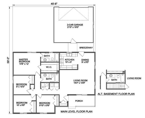 10x10 bedroom floor plan simple and compact if we could get all of the ancillary bedrooms up to at least 10x10 i d