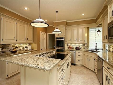 kitchen backsplash ideas with santa cecilia granite santa cecilia granite white cabinets backsplash ideas