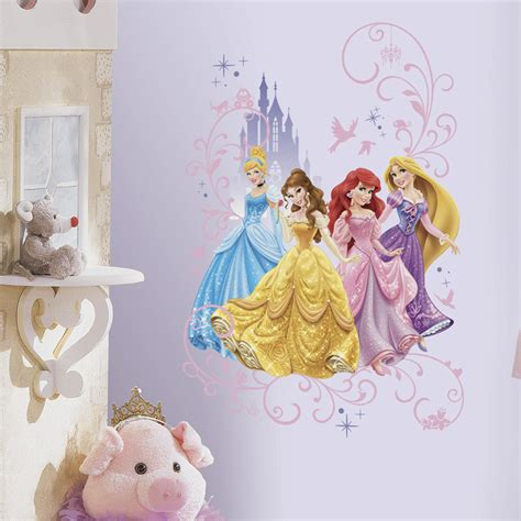 disney wall sticker disney princess wall decals rosenberryrooms
