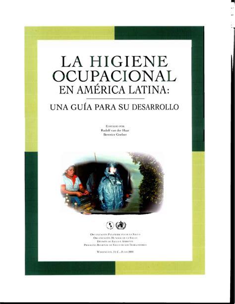 libro vae victis 02 la libro la higiene ocupacional