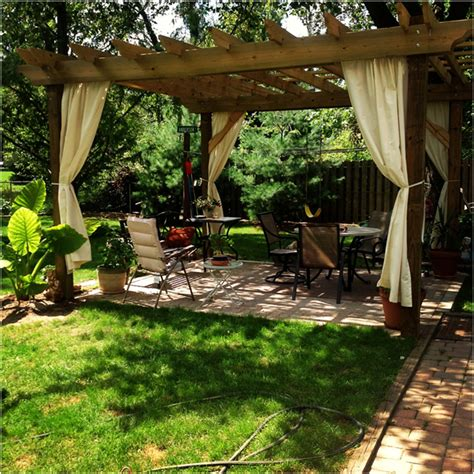 pergola for small backyard wooden pergola designs to create an oasis in your backyard