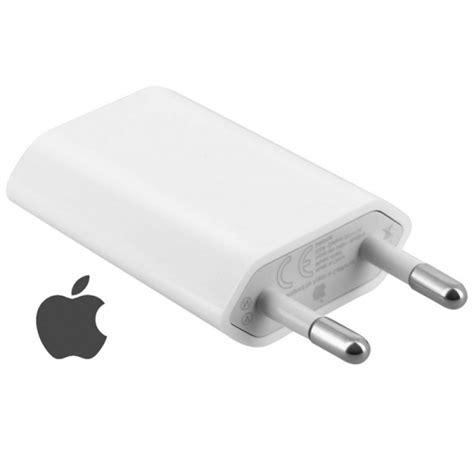 acheter un chargeur secteur usb original apple iphone neuf