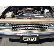 Sell Used 1987 Chevrolet El Camino Conquista Standard Cab