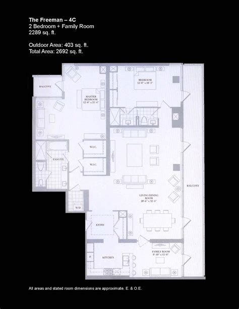 80 john street floor plans floor plans for festival tower festival tower at 80 john