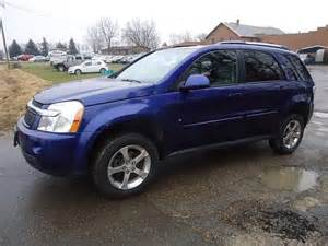 2007 Chevrolet Equinox Lt Vehicles For Sale Countryside Auto Mn