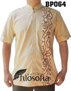Kemeja Batik Prints Flowers Kode R2142 chemise tres chic en et tissu pagne africain chic