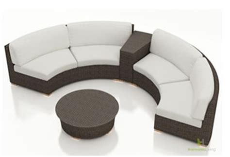 curved rattan sofa curved rattan sofa sofas center unforgettable curved