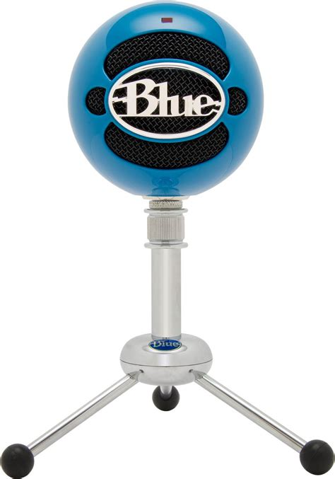 Usb Microphone blue microphones snowball usb microphone electric blue