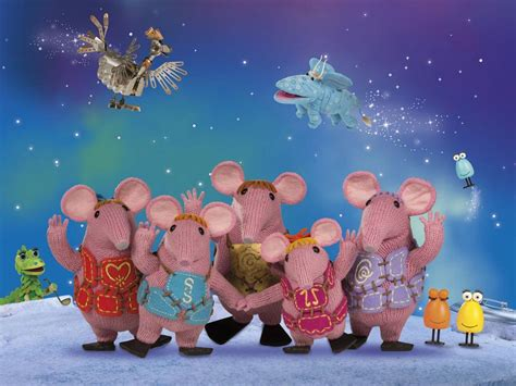 knitting pattern clangers clangers return with free knitting pattern