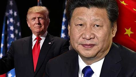 trump in phone call with china s xi agrees to honour