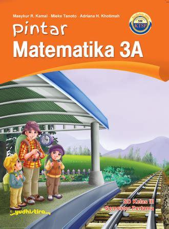 Poster Pintar Matematika Sd yudhistira kelas 3