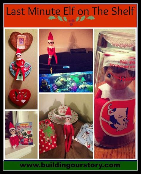 On The Shelf Story by On The Shelf Week 4 Elves On The Shelf And On