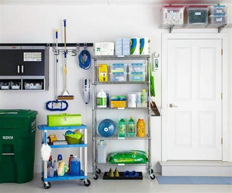 how to clean a storage room 15 neat garage organization ideas hirerush