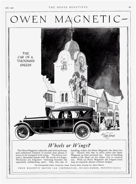 How Automobile Advertising Has Changed Over Time