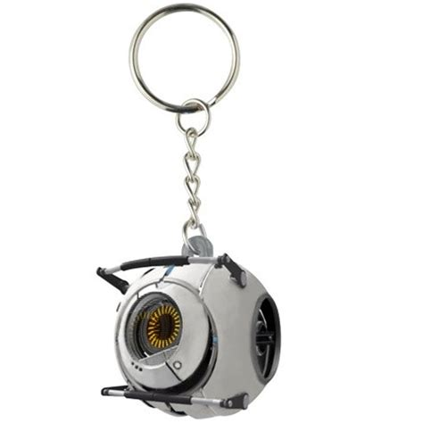 portal 2 space sphere keychain buy gifts