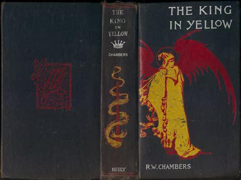 the king in yellow the king in yellow wikipedia