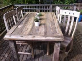 Rustic Patio Table 57 Cozy Rustic Patio Designs Digsdigs