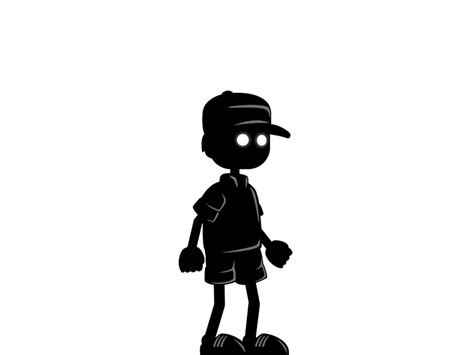 Shadow Boys shadow boy animation by bevouliin dribbble