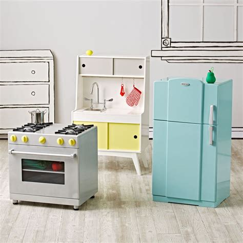 Mini Kitchen Set Play Kitchen Food The Land Of Nod