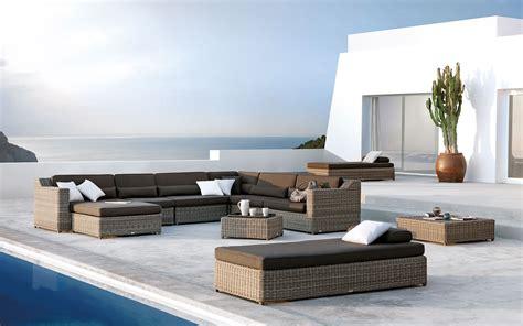 muebles de lujo  terrazas  jardines arph decoracion