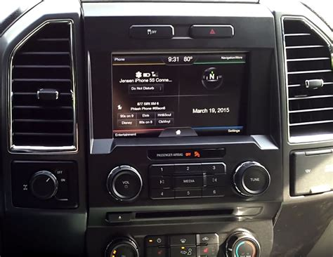 Ford Navigation by Advent Integrated Navigation For Ford