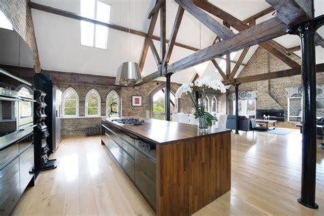 warehouse to loft conversion