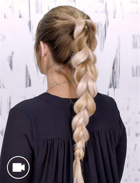 learn to choose the best haircolor redken hairstyle videos tips braided ponytail hair style for women redken