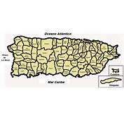 Mapa De Rios Puerto Rico MEMES
