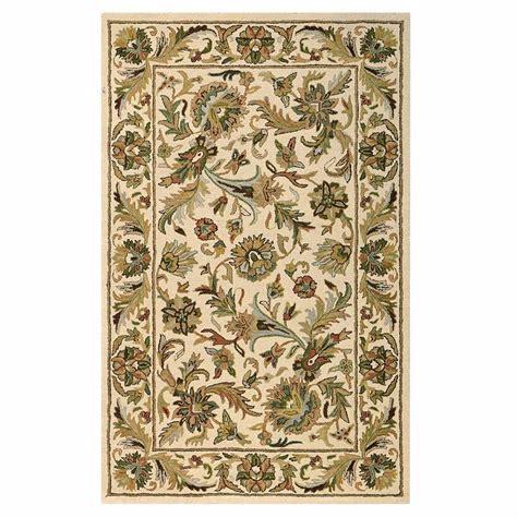 home decorators collection dudley beige  ft   ft