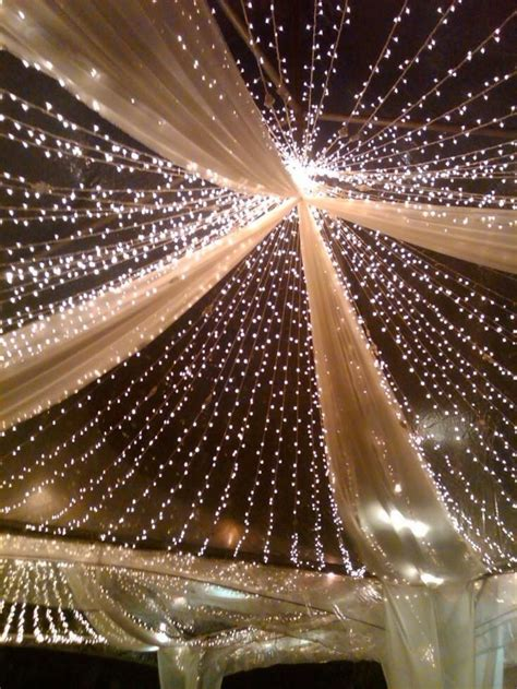 Ceiling Light Decorations Planning An Outdoor Wedding Read These Outdoor Wedding Ideas Absolutely Stunning Streamers
