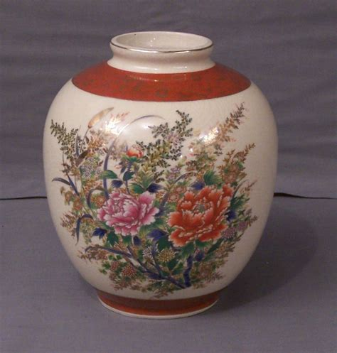 royal satsuma vase royal satsuma porcelain vase item 6976 for sale