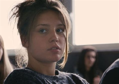 blue is the warmest color actresses band trailer released for cannes palme d or winning
