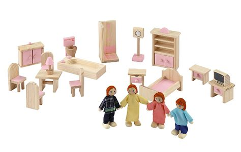 asda doll house wooden doll house furniture 163 12 00 click collect asda hotukdeals