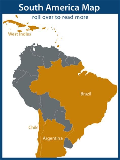 south america map distances breast cancer research laboratory fox cancer center