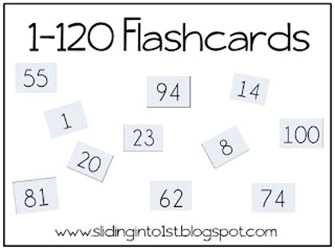 small printable number flashcards 4 best images of 1 50 printable flashcards printable