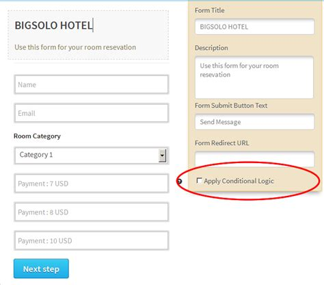 Requirements For Renting A Hotel Room by Formget Review Html Contact Form Generator