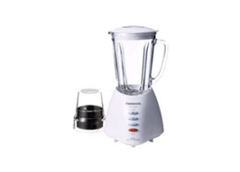 Blender Panasonic Glass Mx 101 1 L daftar harga blender panasonic glass terbaru juni juli