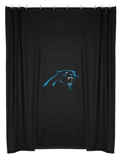 carolina panthers shower curtain 339 best images about carolina panthers on pinterest