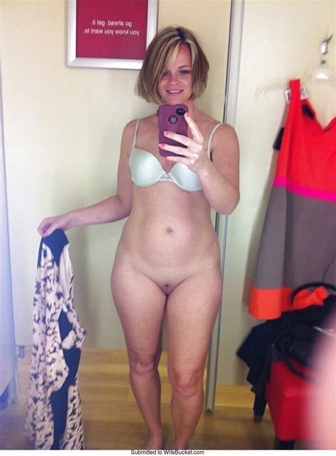 Naked Selfies From Real Mature Wives
