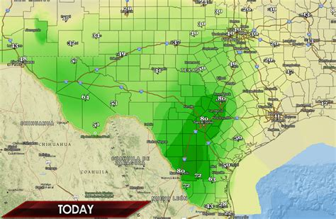 weather map texas today widespread beneficial rains today and wednesday texas chasers