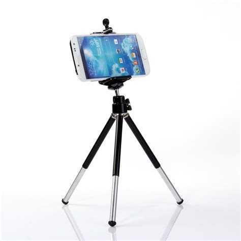 Tripod Iphone 4s rotatable tripod stand holder for iphone 5 4s 4 lw szus