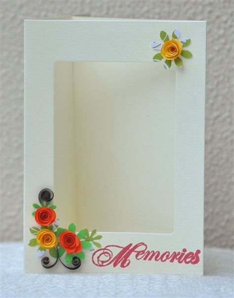 Handmade Quilling Frames - 25 best ideas about quilled roses on quilling