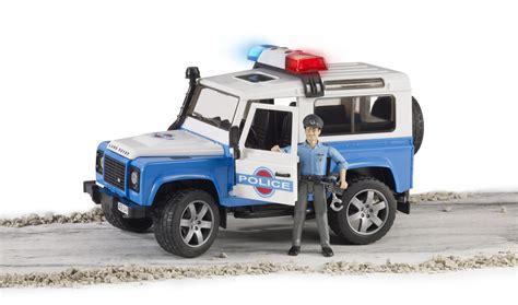land rover agents land rover politieauto met 02595 bruder profi