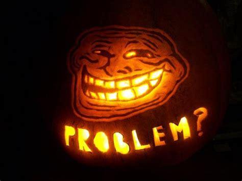 Meme Pumpkin Carving - problem pumpkin pumpkin carving art know your meme