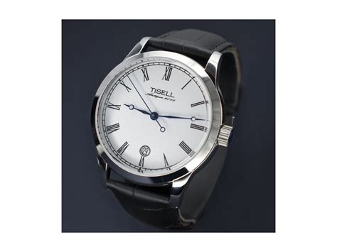tisell automatic 9015 r 40 mm www tisellwatch